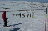 حضور تعدادی از اعضاء هیئت اسکی استان قزوین در کلاس داوری اسکی