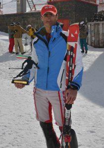 موفقیت آقای محمدجوادفانی در کلاس مربیگری درجه 2 اسکی آلپاین